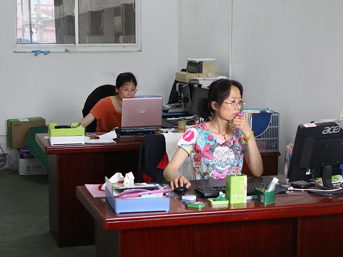 嘉科机械-团队办公区